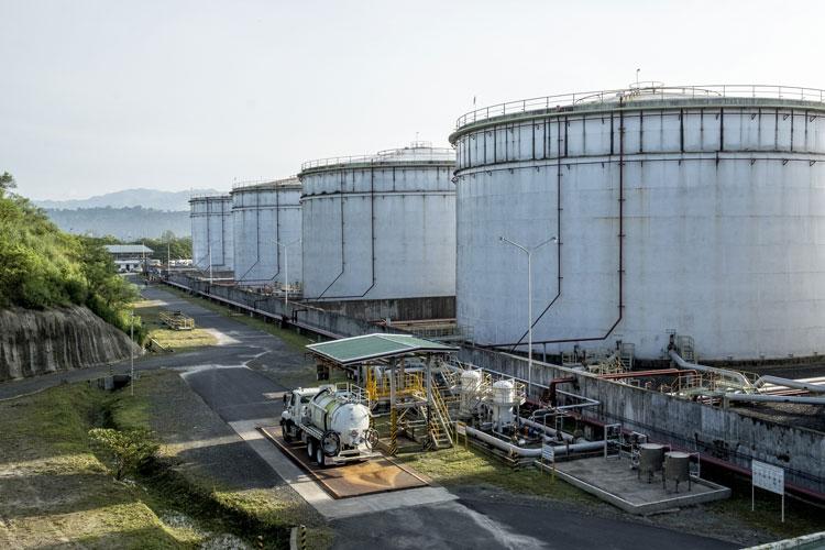 Philippine Coastal Storage & Pipeline Corporation (PCSPC)