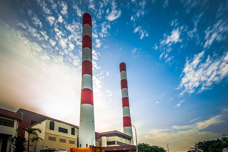Senoko Waste-to-Energy Plant